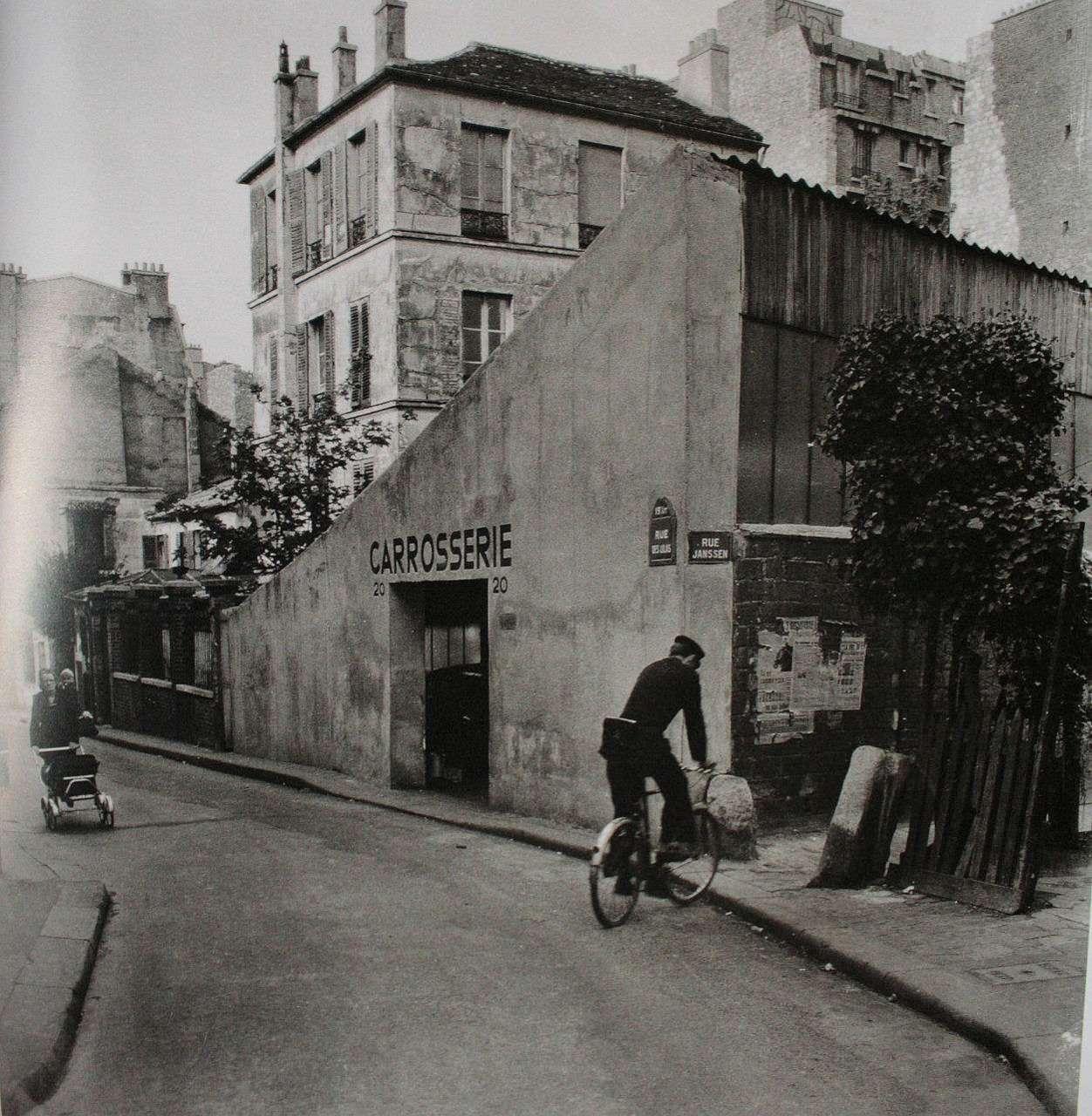 1950. Рю де Лила