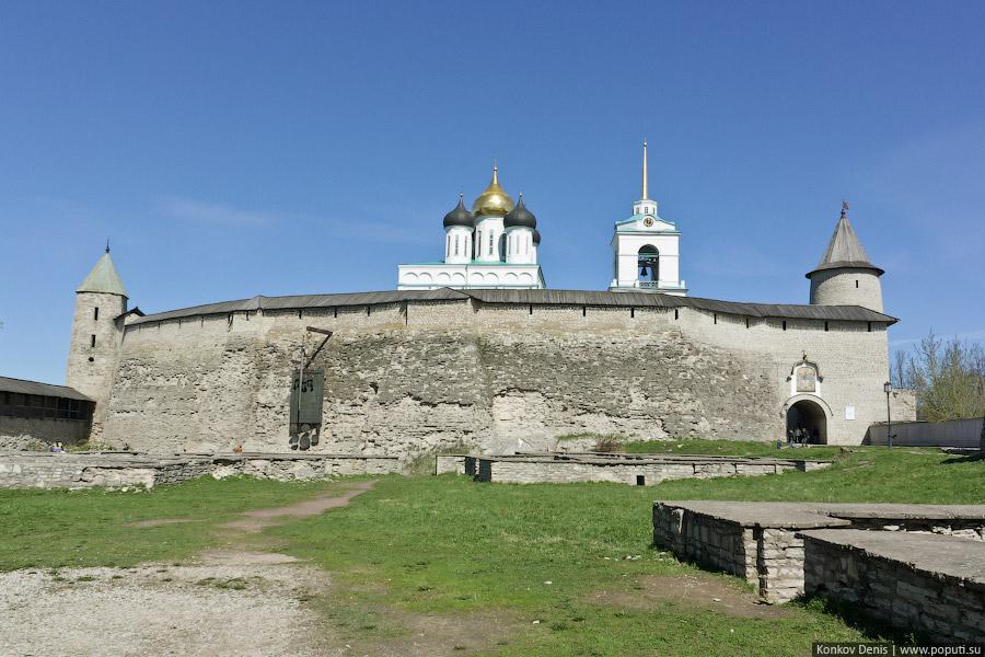 Герой Великой Тартарии Князь Довмонт kadykchanskiy