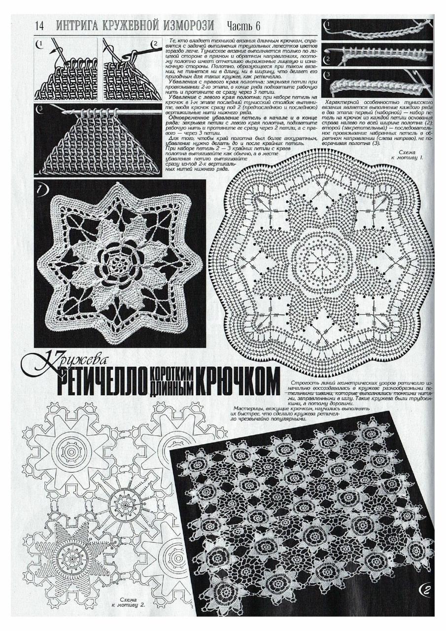 俄网编织杂志(373) - 柳芯飘雪 - 柳芯飘雪的博客