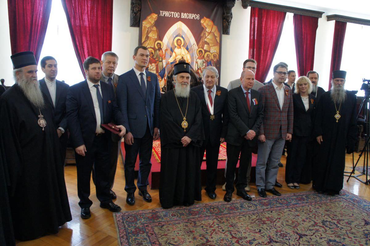 Визит делегации РИСИ в Сербию