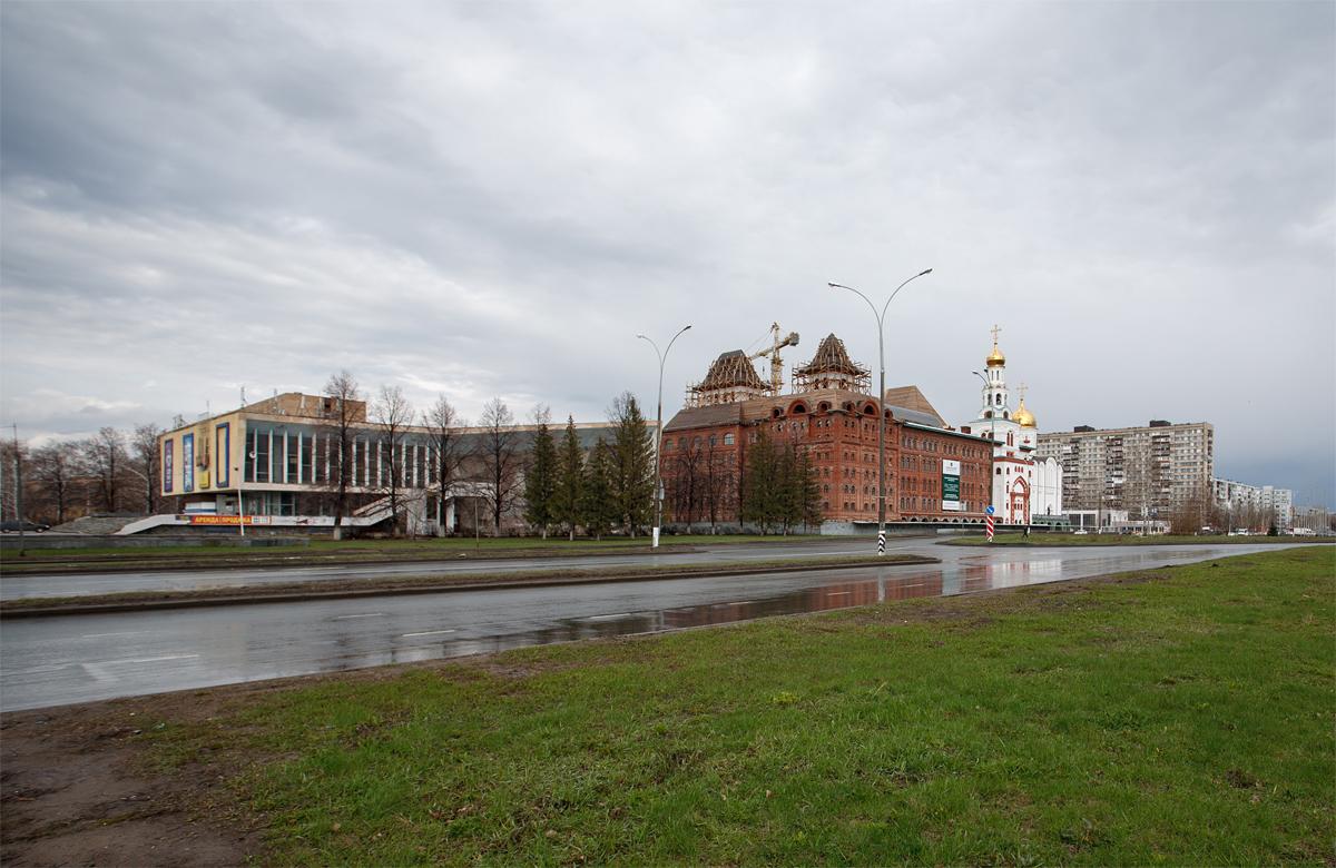 фото, фотографии, тольятти, музей техники, парковый комплекс истории техники, имени сахарова