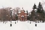 Yekaterinburg. Chapel Of Alexander Nevsky.