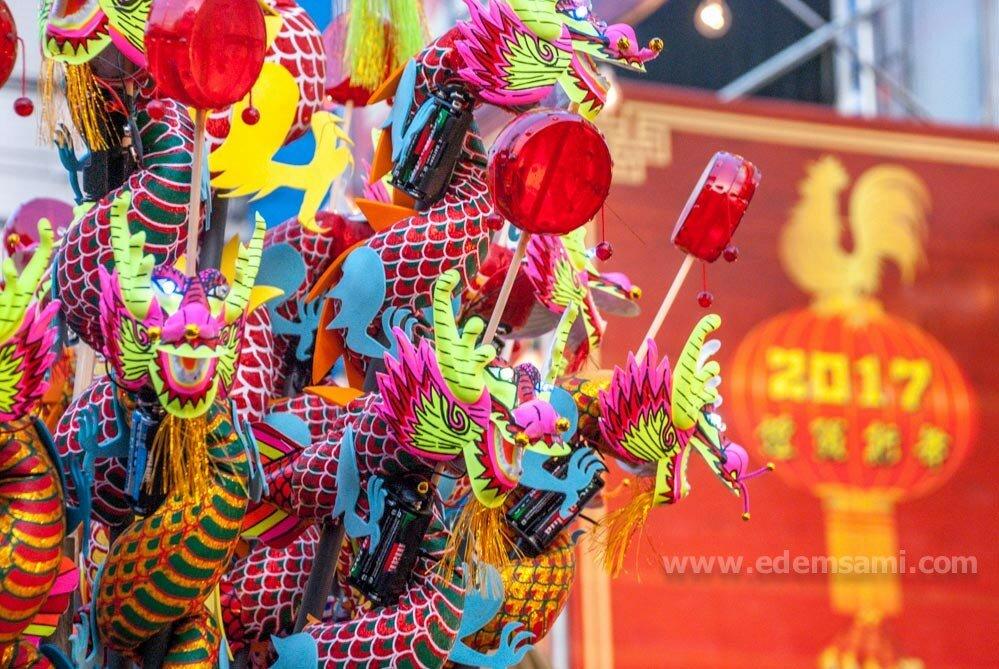 Китайский новый год в Таиланде