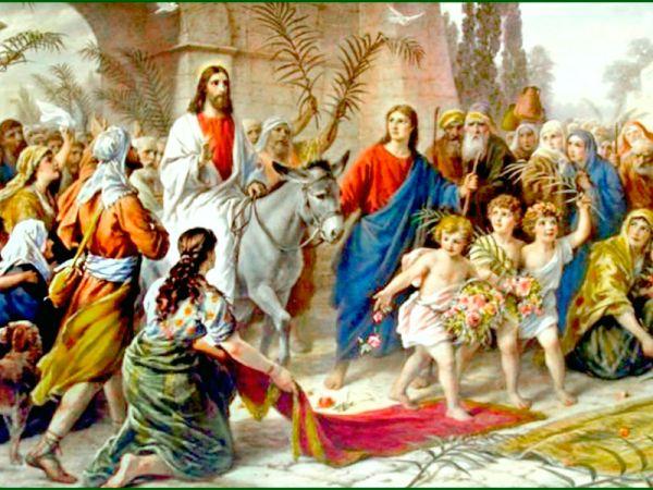 Вход Господень в Ирусалим