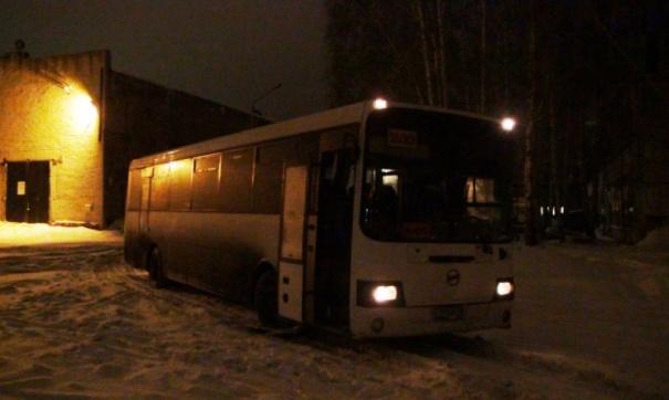 Автобус задавил своего водителя вЕкатеринбурге