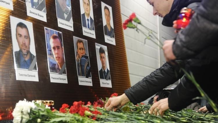 Опознаны еще две жертвы крушения Ту-154