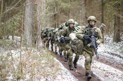 В государствах  НАТО началась военная миссия США— The Independent
