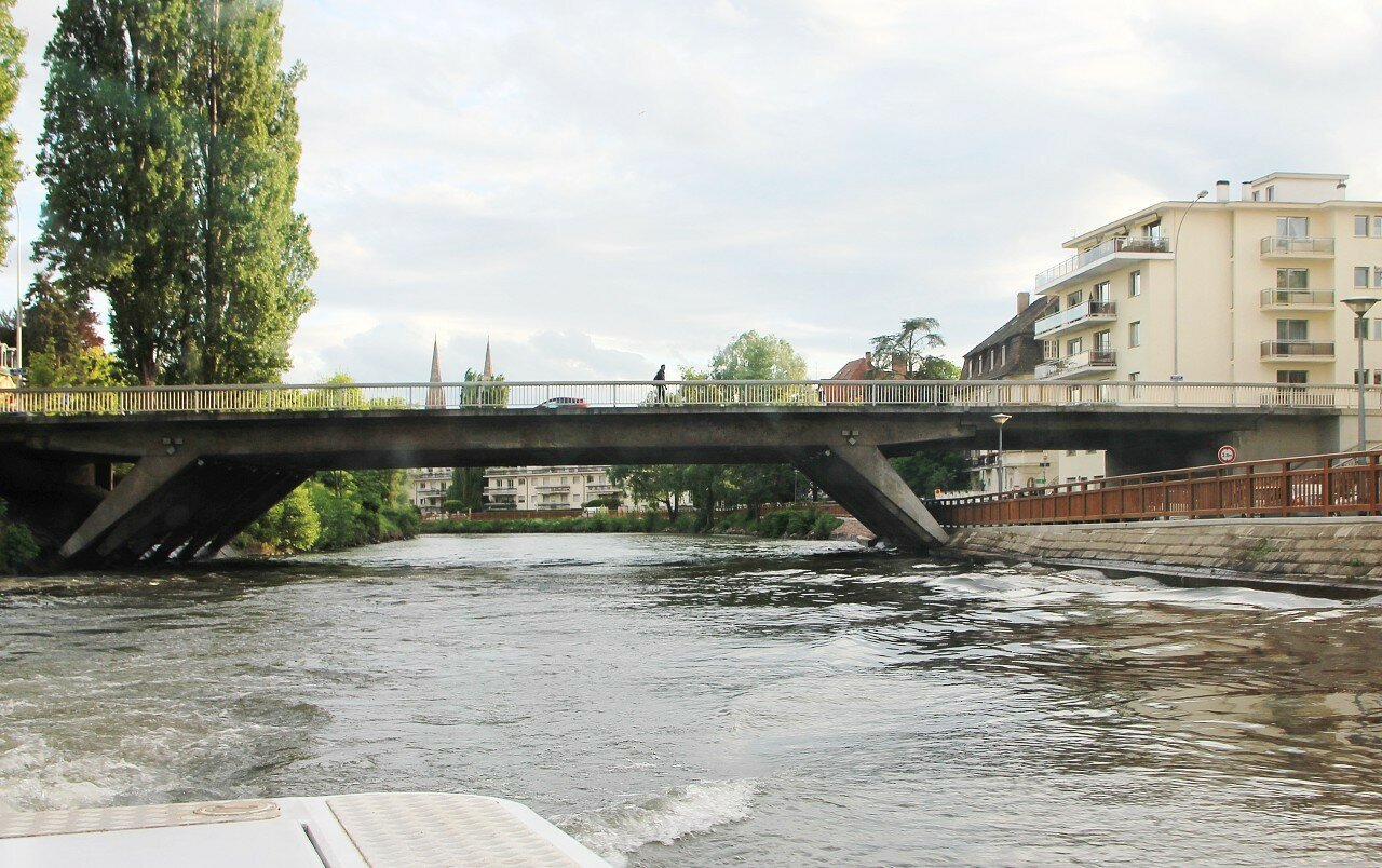 По каналам Старасбурга
