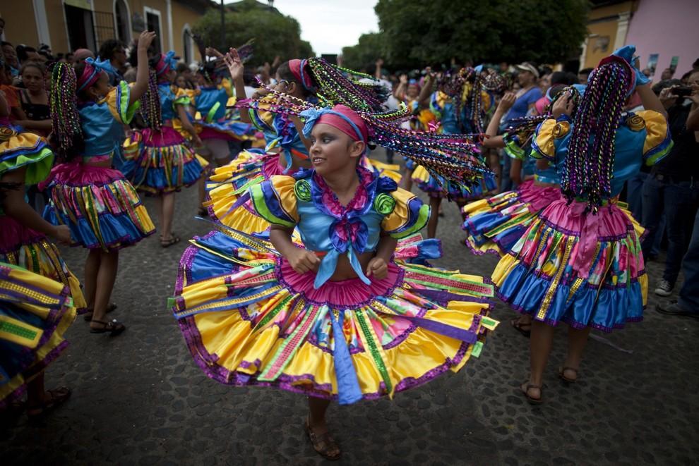 9-й Международный фестиваль поэзии в Никарагуа