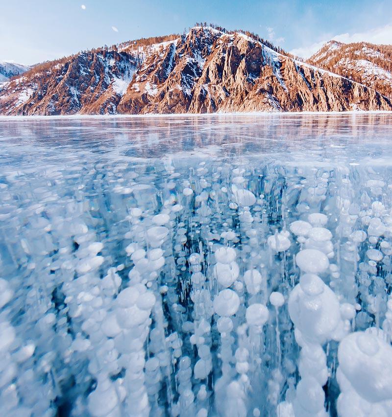 Как съездить зимой на Байкал и не замерзнуть
