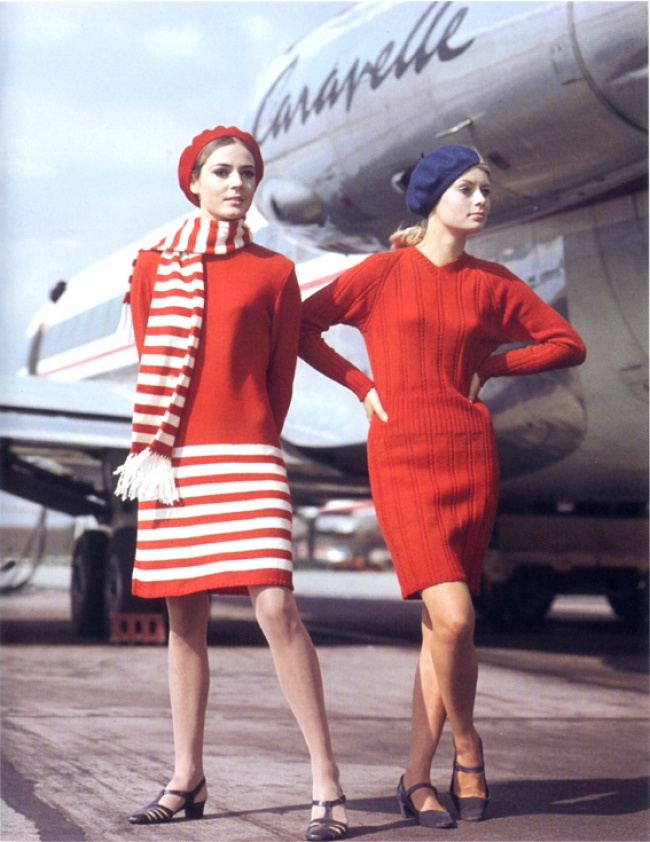 1960-е года.