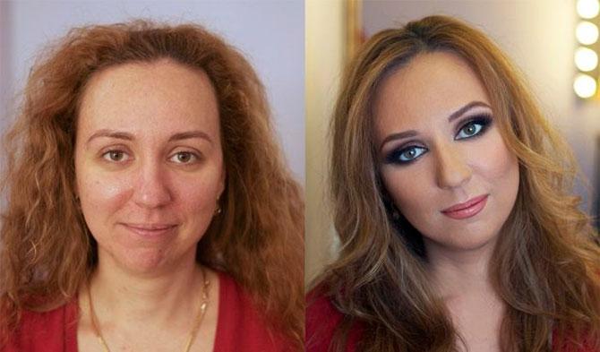 Чудеса макияжа