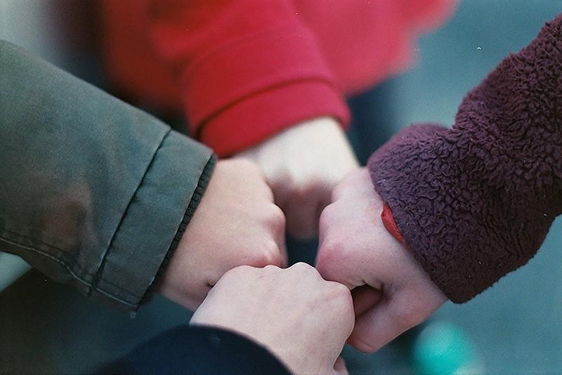 20 самых трогательных и искренних фотографий о настоящей дружбе
