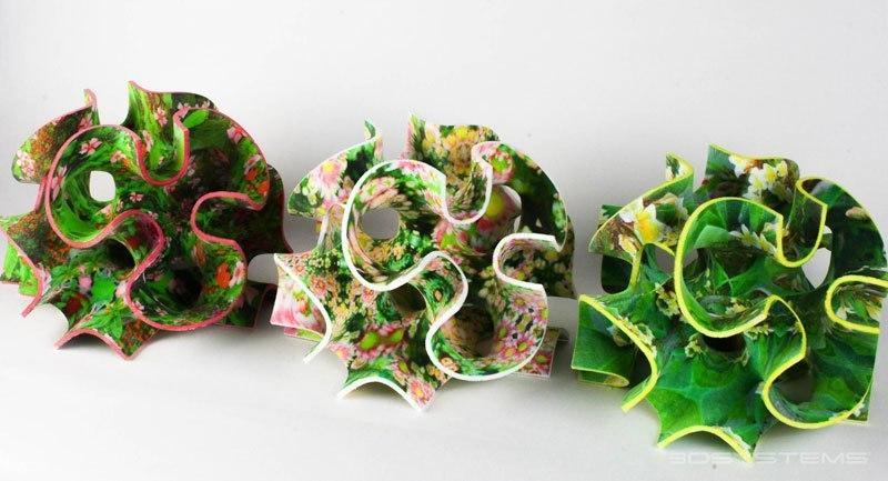 8. У 3D-принтеров серии ChefJet два недостатка: низкая скорость печати и цена.