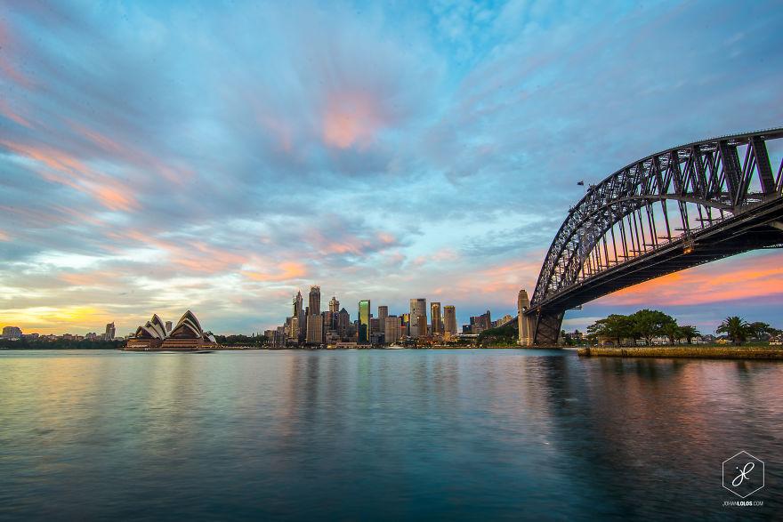 22. Сидней, Новый Южный Уэльс
