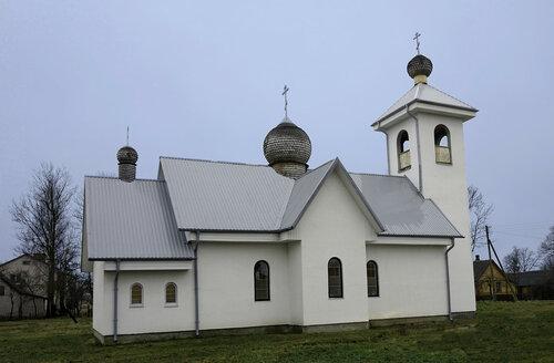 Храм Вмч. Георгия Победоносца г.Виляны