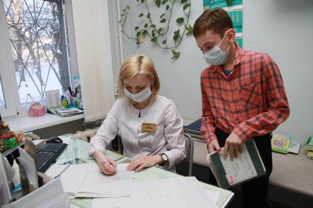 Семь школ Нижегородской области закрыты накарантин погриппу