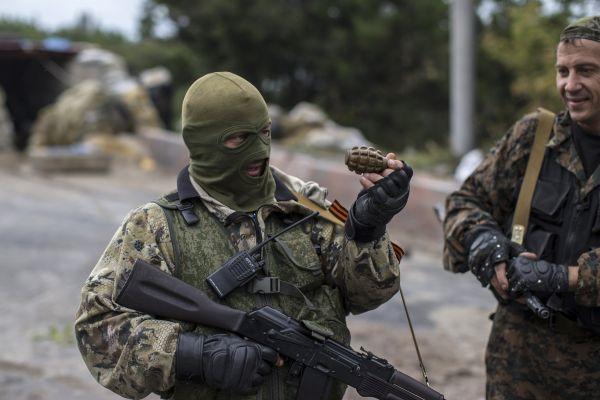 НаДонбассе осудили гражданина Украины за«шпионаж»