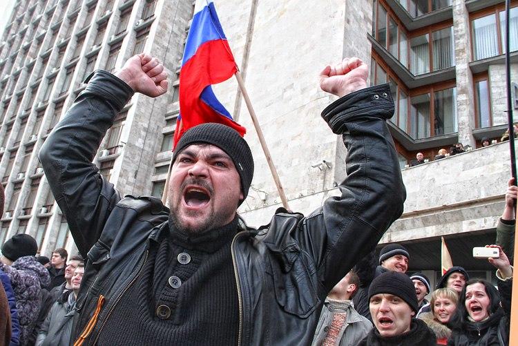 Волонтеры озвучили затратыРФ на«русскую весну» вУкраинском государстве