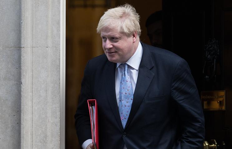 Джонсон: Англия будет выступать против смягчения санкций вотношении РФ