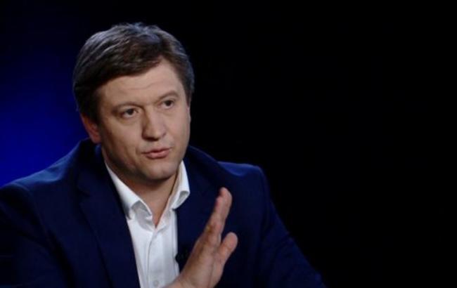 Украина планирует выйти навнешний рынок заимствований в 2017г