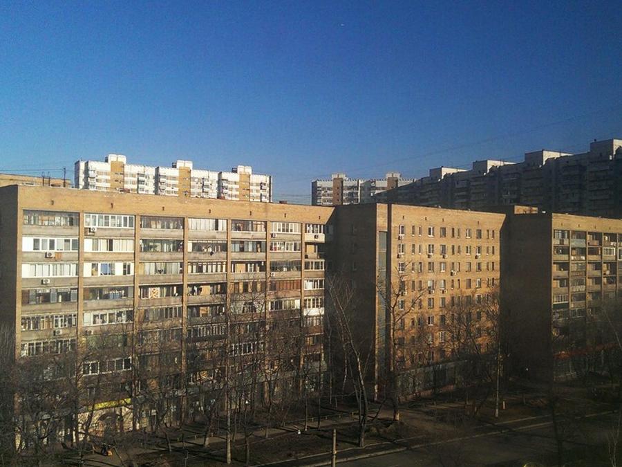 В1-ый день весны в столице Российской Федерации будет теплая идождливая погода