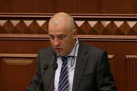 Юрисконсульт «Рошен» принял присягу народного депутата