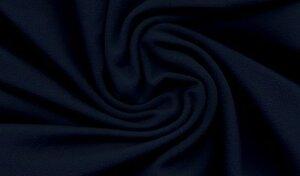 "Футер 2-нитка ""Темно-синий"" ,петля, Состав: 95 %хлопок 5 % лайкра, Качество: компакт пенье, плотность 230 гр, Ширина 180 см,  Цена 380,00"