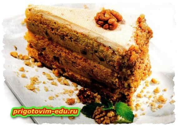 Торт «Медок»