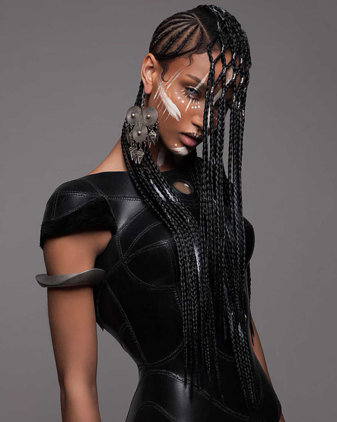 Afro Amour Collection - The incredible afro hairstyles by Lisa Farrall