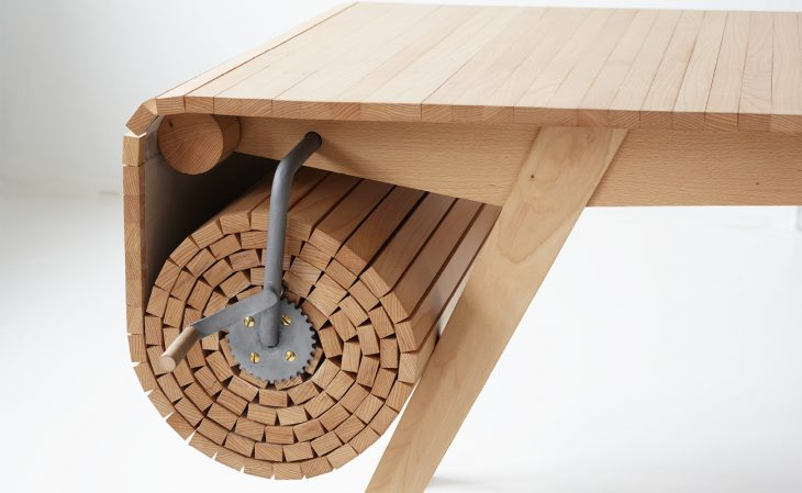 Table Design by Marcus Voraa