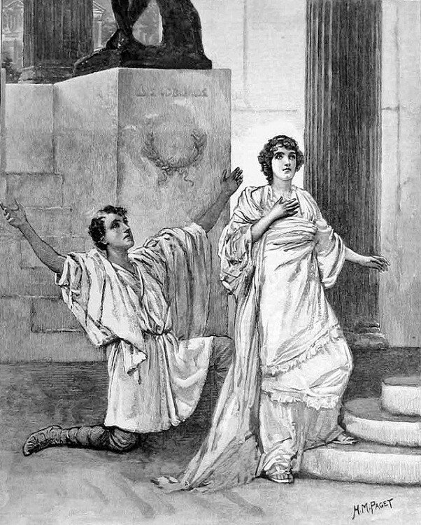 постановка Гипатии в лондонском Королевском театре 1893.jpg