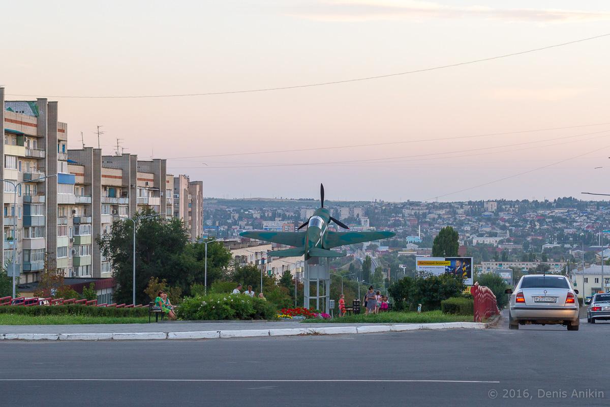 Памятник Маресьев Камышин фото 3