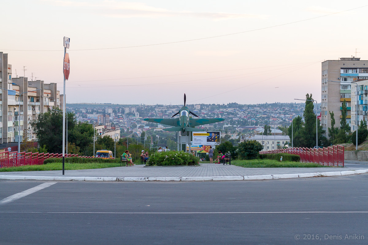 Памятник Маресьев Камышин фото 4