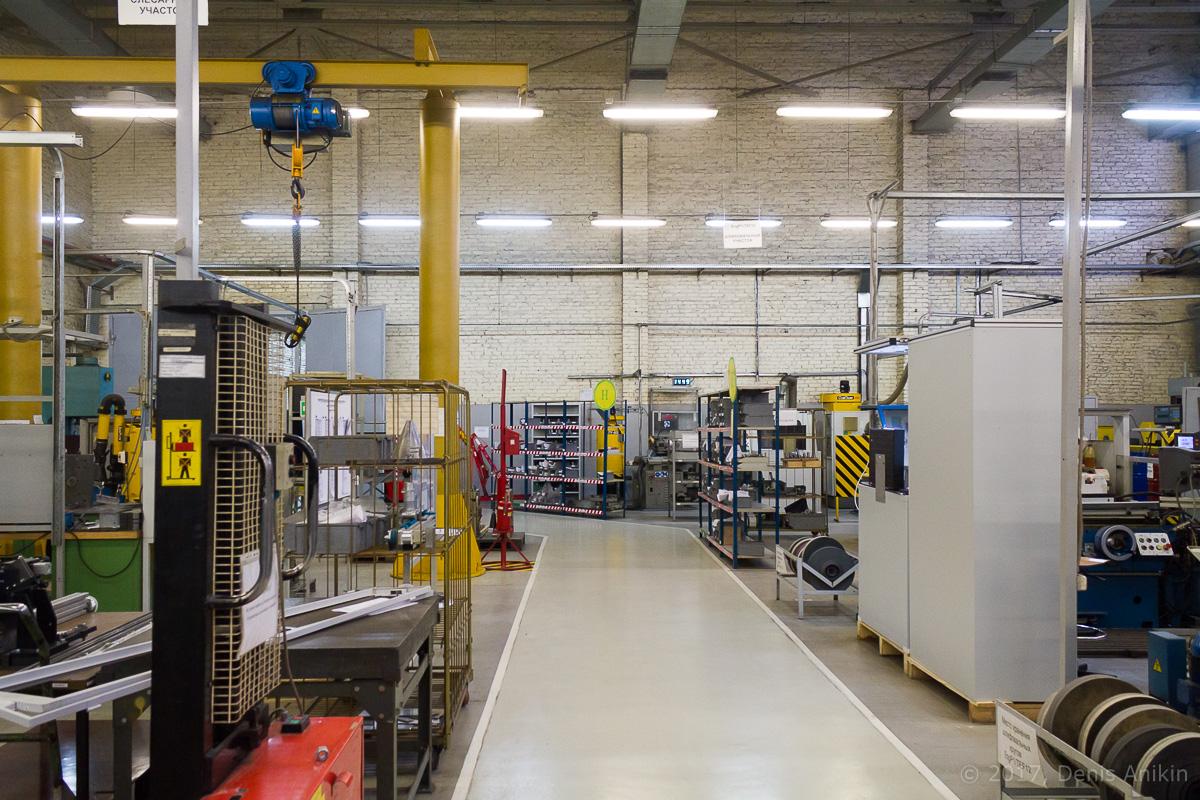 Bosch Энгельс производство свечей зажигания фото 6
