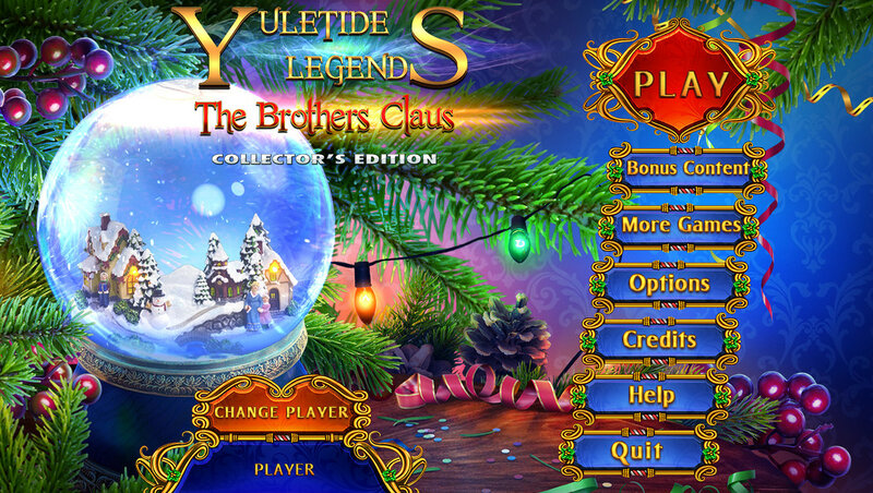 Yuletide Legends: The Brothers Claus CE