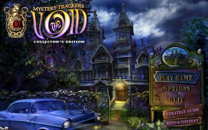 Mystery Trackers: The Void CE