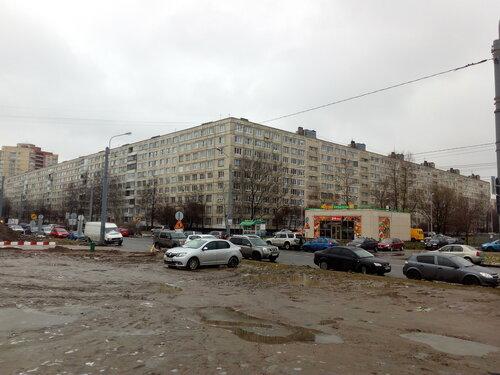 Будапештская ул. 5К1