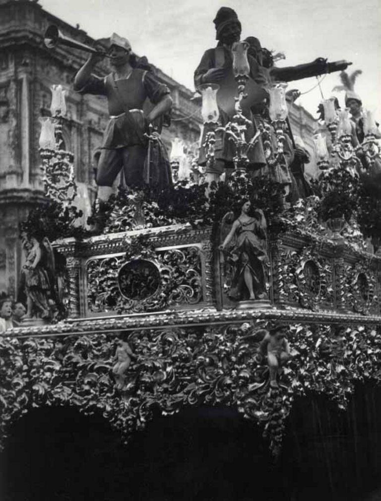 1953. Фиеста в Севилье