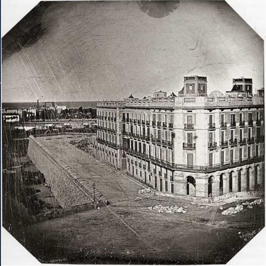 1848. Барселона