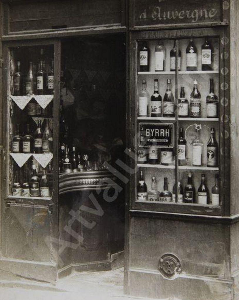 1935. Винная лавка