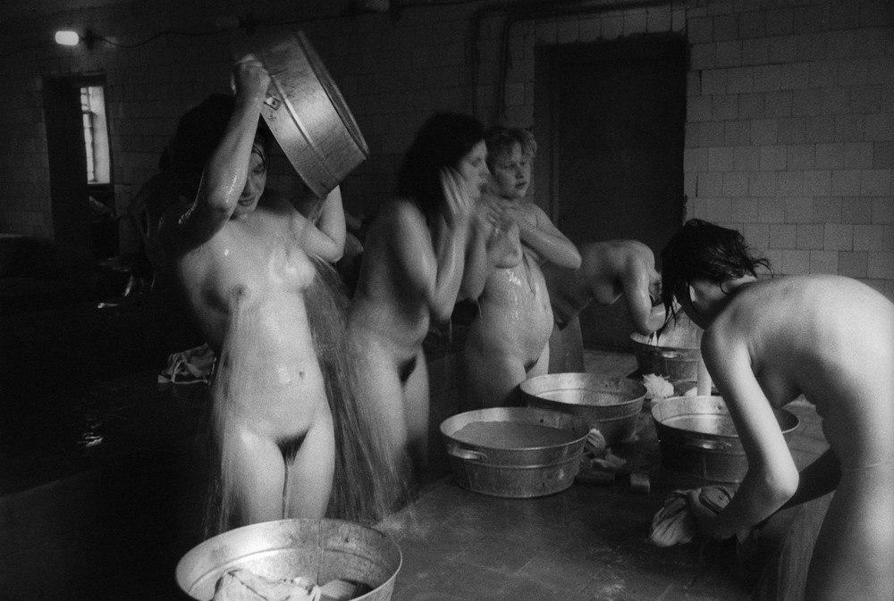 Видео ретро ссср женская баня