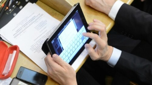 Российские депутаты отчитаются о своей активности в соцсетях