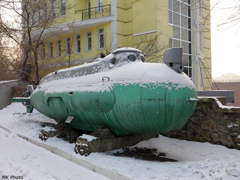 Подводная лодка Тритон-2