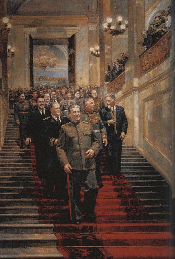 398 nabaldyan in kremlin 24 may 1945.jpg