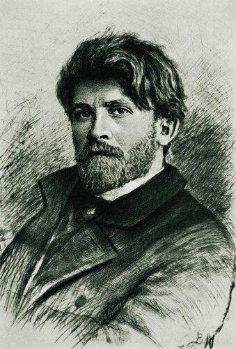 «Портрет А.П.Рябушкина»Государственный Русский музей