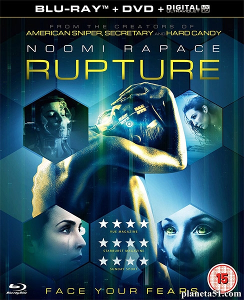 Трансформация / Rupture (2016/BDRip/HDRip)