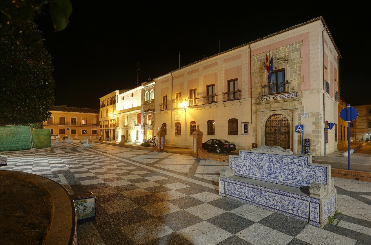 Night Talavera de la Reina