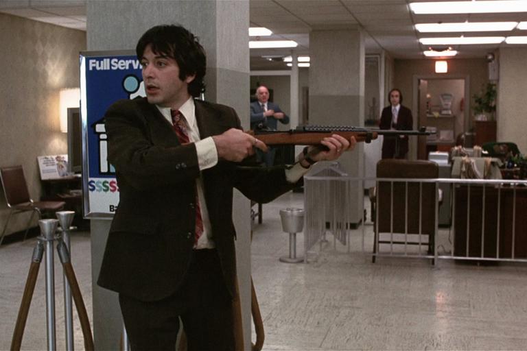Бенефис Аль Пачино, фильм, впивающийся в горло с первого кадра, снят в золотое для Сидни Люмета