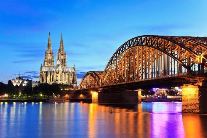 4. Берлин В столице Германии есть все, что нужно для идеального путешествия — отличные рестора